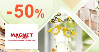 Zľavy a akcie až -50% na Magnet-3pagen.sk