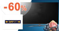 Zľavy a akcie až -60% na televízory na Datart.sk
