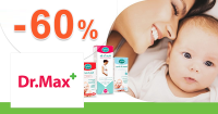 Zľavy a akcie až do -60% na DrMax.sk
