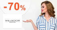 Zľavy a akcie na módu až -70% na Willsoor.sk