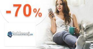 Všetko pre zdravie a krásu až -70% na ZaMenej.sk