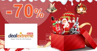 Zľavy módne doplnky až -70% na DealeXtreme.com