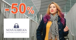 Zľavy na šatky až -50% na NovaKabelka.sk