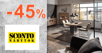 Zľavy na Sconto.sk až -45%