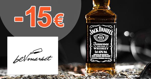 Zľavy na alkohol až -15€ na BevMarket.sk