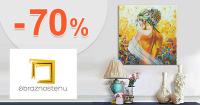 Zľavy na bytový textil až -70% na ObrazNaStenu.sk