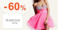 Zľavy na dámske oblečenie až -60% na Trendovo.sk