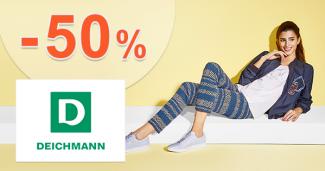 Dámske ruksaky a kufre až -50% na Deichmann.sk