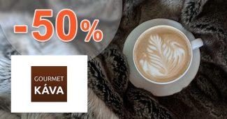 Príslušenstvo v akcii až do -50% na GourmetKava.sk