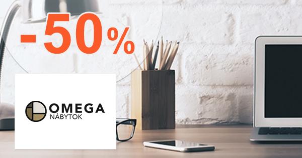 Zľavy na nábytok až -50% na Omega-nabytok.sk