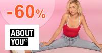 Zľavy až -60% na dámske overaly na AboutYou.sk