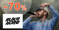 Zľavy na tričká až -70% na shop.RukaHore.sk