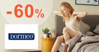 Akcie na deky a prikrývky až do -60% na Dormeo.sk