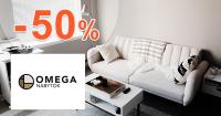 Zľavy na sedačky až -50% na Omega-nabytok.sk