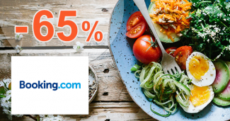 968645aef8ca Zľavy na ubytovanie s raňajkami až -65% na Booking.com