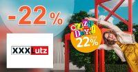 ZĽAVA -22% → EXTRA NA VŠETKO na XXXLutz.sk