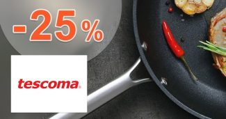 ZĽAVA -25% → NA VŠETKY PANVICE na Tescoma.sk
