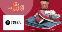 ZĽAVA -6€ → NAVYŠE NA VŠETKO z FreshLabels.sk