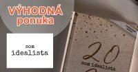 ZĽAVA NA DIÁR + BONUSY na SomIdealista.sk