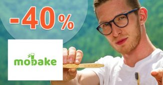 ZĽAVNENÉ PRODUKTY až do -40% na Mobake.sk