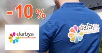 ZĽAVOVÝ KÓD → -10% NA ADLER na eFarby.sk