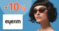 ZĽAVOVÝ KÓD → -10% NA POLAROID na Eyerim.sk