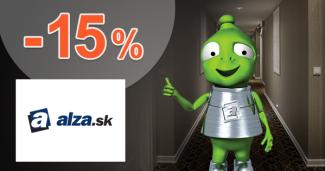 ZĽAVOVÝ KÓD → -15% NA DE'LONGHI na Alza.sk