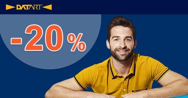 ZĽAVOVÝ KÓD → -20% EXTRA ZĽAVA na Datart.sk