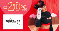 ZĽAVOVÝ KÓD → -20% EXTRA ZĽAVA na FootShop