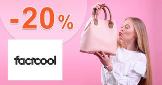 ZĽAVOVÝ KÓD → -20% NA VUCH na FactCool.sk