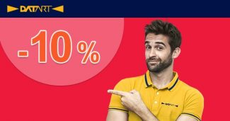 ZĽAVOVÝ KÓD -10% EXTRA NAVYŠE na Datart.sk