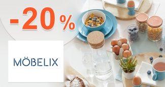 ZĽAVOVÝ KÓD → -20% NA VARENIE na Mobelix.sk