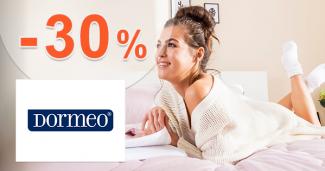 ZĽAVOVÝ KÓD → -30% NA OBLIEČKY na Dormeo.sk