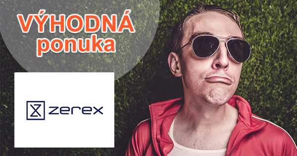 Pánske parfumy Zerex - sada vzoriek na Zerex.sk