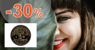 Zlacnené produkty až do -30% zľavy na Vitanella.sk
