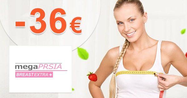 Zľava -36,91€ na balíček Platinum na MegaPrsia.sk
