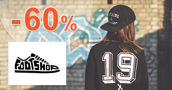 Značkové šiltovky až -60% zľavy na FootShop.sk