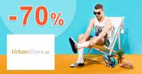 Výpredaj na tričká až -70% zľavy na UrbanStore.sk