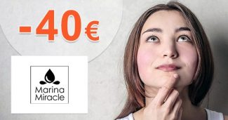 Zvýhodnené balíčky až do -40€ na MarinaMiracle.sk