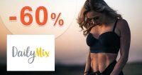 Zvýhodnené balenia až -60% zľavy na DailyMix.sk