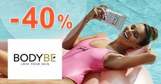 Zvýhodnené sety až do -40% na BodybeScrub.com