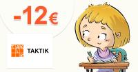 Zvýhodnné balíčky pre deti až do -12€ na Taktik.sk