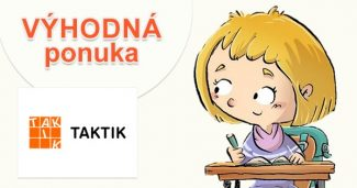 Zvýhodnené balíčky so zľavami na Taktik.sk