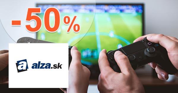 d7ec35982 Výpredaj na hráčske vybavenie až -50% na Alza.sk