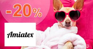 Zľavy a akcie na šperky až -20% na Amiatex.sk