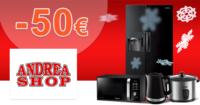AndreaShop.sk zľavový kód zľava -50€, kupón, akcia, výpredaj, akcie, zľavy