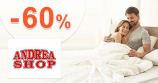 AndreaShop.sk zľavový kód zľava -60%, kupón, akcia, výpredaj na hobby, dom, záhrada