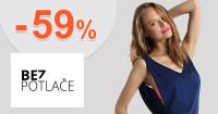 BezPotlace.sk zľavový kód zľava -59%, kupón, akcia