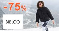 Bibloo.sk zľavový kód zľava -75%, kupón, akcia, výpredaj