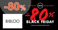 Bibloo.sk zľavový kód zľava -80%, kupón, akcia, výpredaj